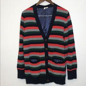 Anthropologie MOTH Cardigan Sweater Large